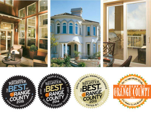 A New View Doors and Windows Replacement and Installation Orange County