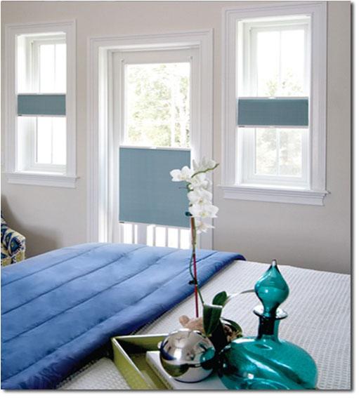 Window Shades Cordless Cellular Shades Roman Shades