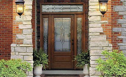 Replacing Front Entry Doors: Fiberglass Is A Good Green Option