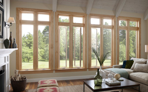 milgard wood windows - essence series at a new view windows & doors anaheim