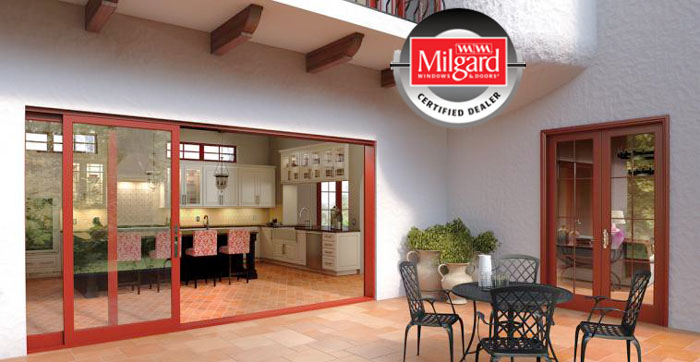Milgard Moving Glass Wall System Pocket Doors and Patio Doors Sale