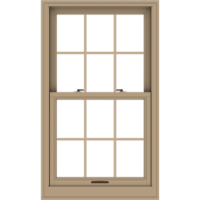 e-series double hung interior